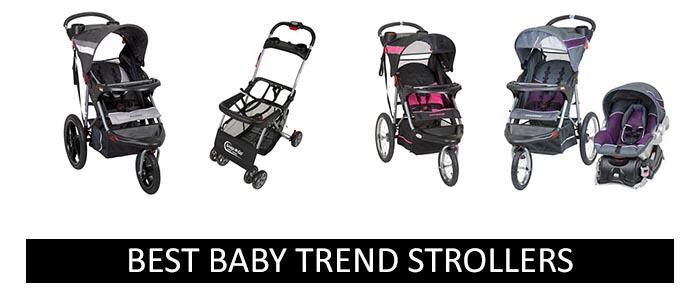 Best Baby Trend Strollers