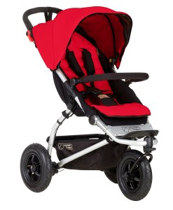 mountain-buggy-swift-urban-compact-inline-stroller-berry-3-4-view