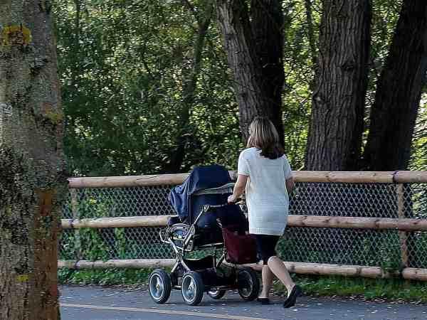 Kinderwagenkette