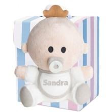 muñeco babyyo peluche bebé blanco moreno