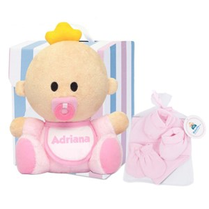 Pack Happy Baby Pink
