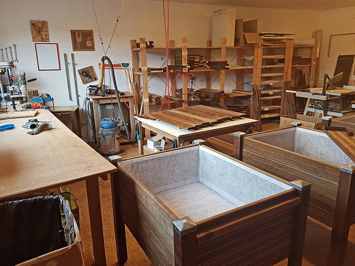 Atelier de fabrication Papycool