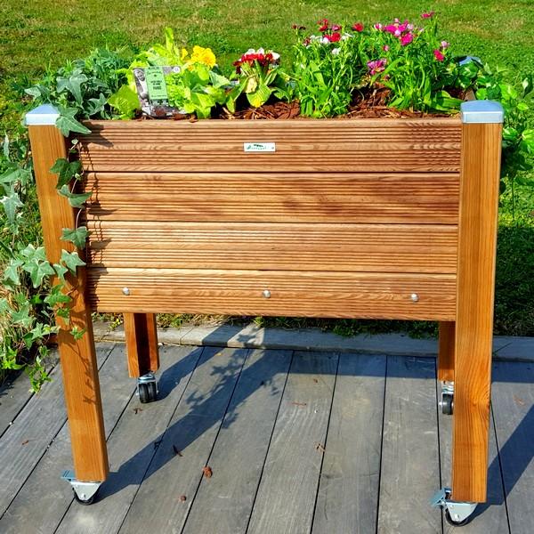 bac plantes cultiver debout vos l gumes et plantes. Black Bedroom Furniture Sets. Home Design Ideas