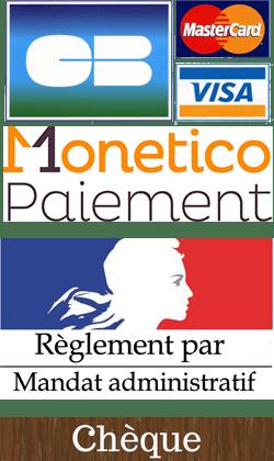 carte bancaire mandat administratif chèque