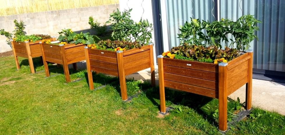 Bacs à plantes en Bretagne-cultiver chez soi
