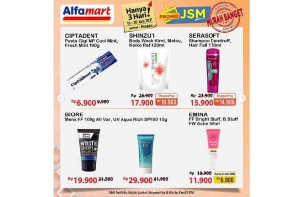 Katalog Promo Alfamart JSM