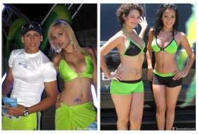 Modelos de San Juan del Sur 2008 (Maritza Rivas, Honey Hernandez, Sara Bolt, etc)