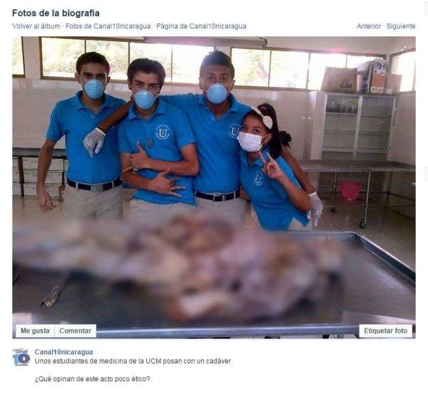 Fotos  Canal10 nicaragua
