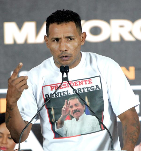 Ricardo Mayorga