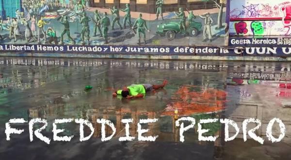 Una probadita del documental sobre Freddie Pedro (Hip Hop ...
