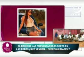 Debate profundo sobre las presentadoras sexy de TV Nacional con Suyen Cortez
