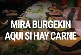 Oe Burger King Nicaragua, ya tenes carne para hacer las hamburguesas?