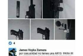 Policía de Nicaragua te recuerda: podes ir preso por lo que pones en Facebook