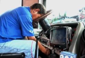 Ahora los buses en Nicaragua vienen con 2 sorpresas