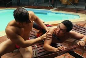 Un par de videos de Rebeldes que dan risa (y de ipegüe Josseling Valle en bikini)