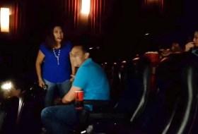 Otro bochinche en los cines de Managua, ahora por ronquidos del marido