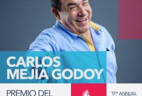 Videos de Carlos Mejía Godoy, ya con su Grammy Latino