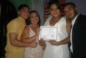 ¿El primer matrimonio gay celebrado en Nicaragua?