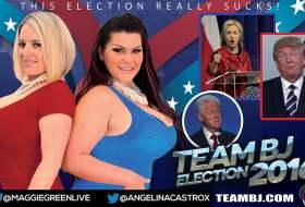Ahora sí perdió Donald Trump, están ofreciendo sexo oral por los votos (Madonna incluida)