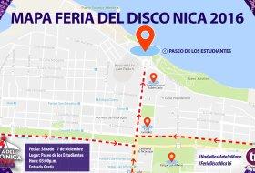 Mañana tienen que ir a la Feria del Disco Nica y al Auto Tunning