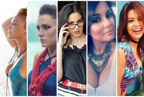 Votá por tu presentadora favorita de Canal 2 (Maritza, Cristiana, Indira, Odalhya o Michelle)