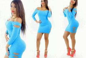 Ana Yanci Ruiz denuncia al ex-novio y muestra las fotos que lo prueban