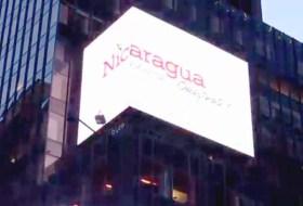 Nicaragua paga por salir en Time Square de New York. Nosotros tenemos una mejor idea