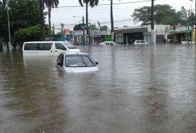 El impactante video que (tal vez) explica las inundaciones de Managua
