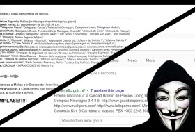 ¿Es verdad que ayer también hackearon a la Policía y al MIFIC?