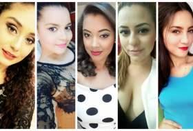 Votá por tu presentadora favorita de Canal 10 en 2017 (Carolina, Daniela, Maribel, Scarleth o Yerling)