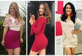 Votá por tu presentadora favorita de Canal 13 en 2017 (Melivep, Oriana o Suyen)