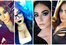 Votá por tu presentadora favorita de Canal 8 en 2017 (Florymar, Josseling, Katie o Stefanía)