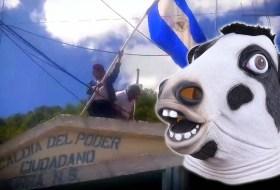 La bandera azul y blanco de Murra parte 2: La venganza de la Vaca