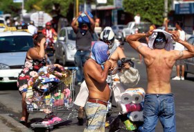 Un Juventud Sandinista fue sin querer a la marcha nacional #SOSNicaragua. Esta es su historia …