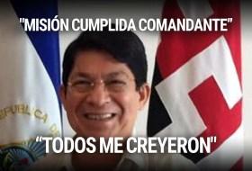 La CIDH confirma que Daniel Ortega es masacrador y Denis Moncada se gana un lugar en el avión