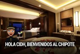 Lo que descubrió la CIDH en su primer visita al Chipote