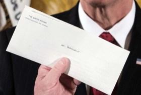 Nos filtran la carta super secreta que lleva Daniel Ortega a Donald Trump