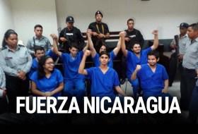 Esta no es una buena semana para Masacrín, Fuerza Nicaragua!