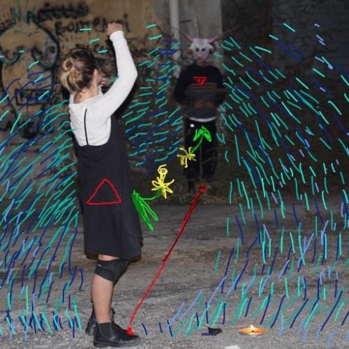 Darsena Ravenna performance Linda Ricci