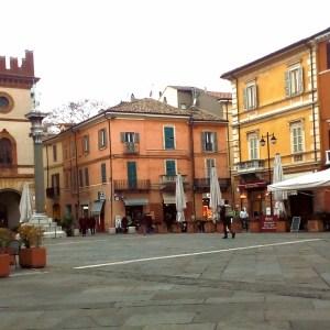 Ravenna-Piazza del Popolo- Performance24- Onico Giannetta