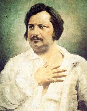 Honoré de <br class='autobr' /><br /><br /><br /><br /><br /><br /> Balzac
