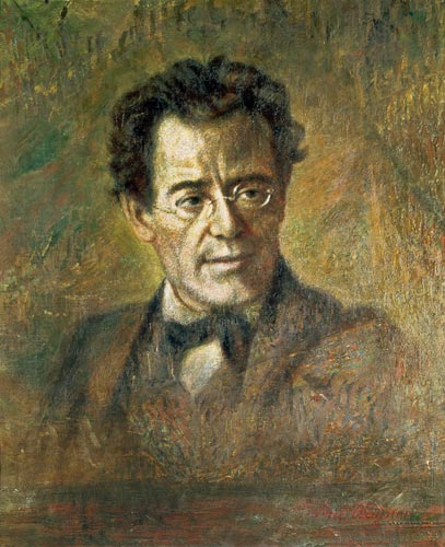 Image result for mahler gustav