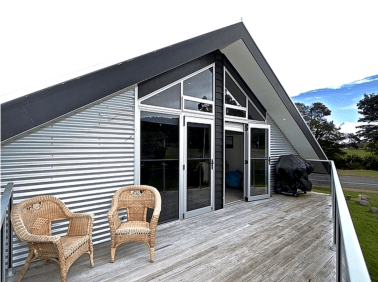Minnie Manor - Ohakune Holiday Home