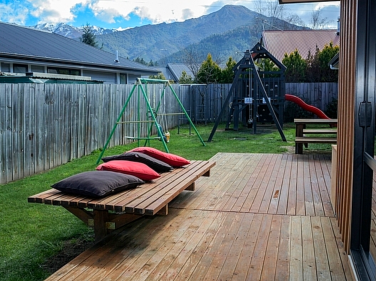 Noble No 6 - Hanmer Springs Holiday Home