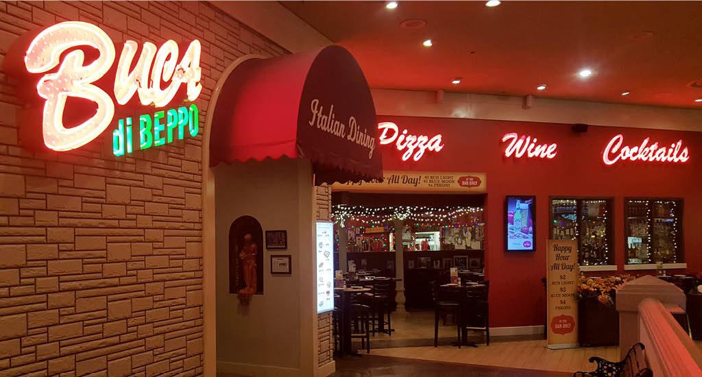 Top 10 Bachelor Party Friendly Restaurants In Las Vegas