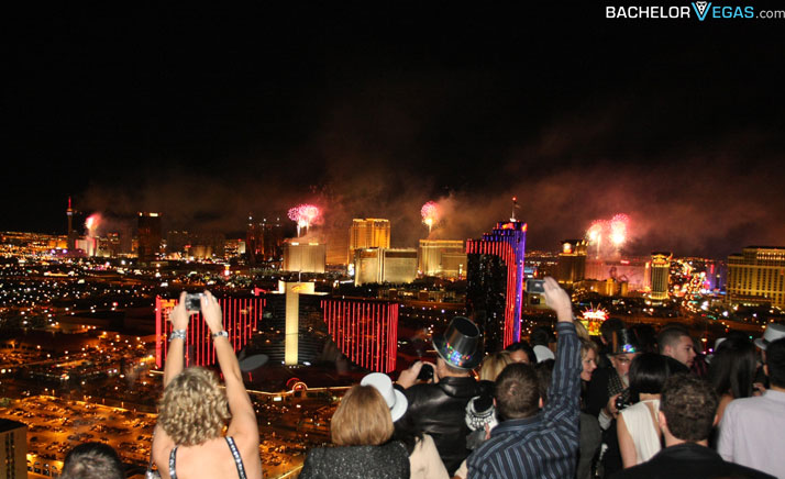 Las Vegas New Years Eve 2019 Parties   Events NYE   Bachelor Vegas Las Vegas new years eve