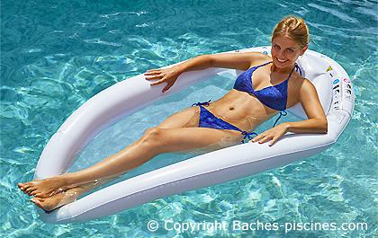 matelas piscine hamac surf