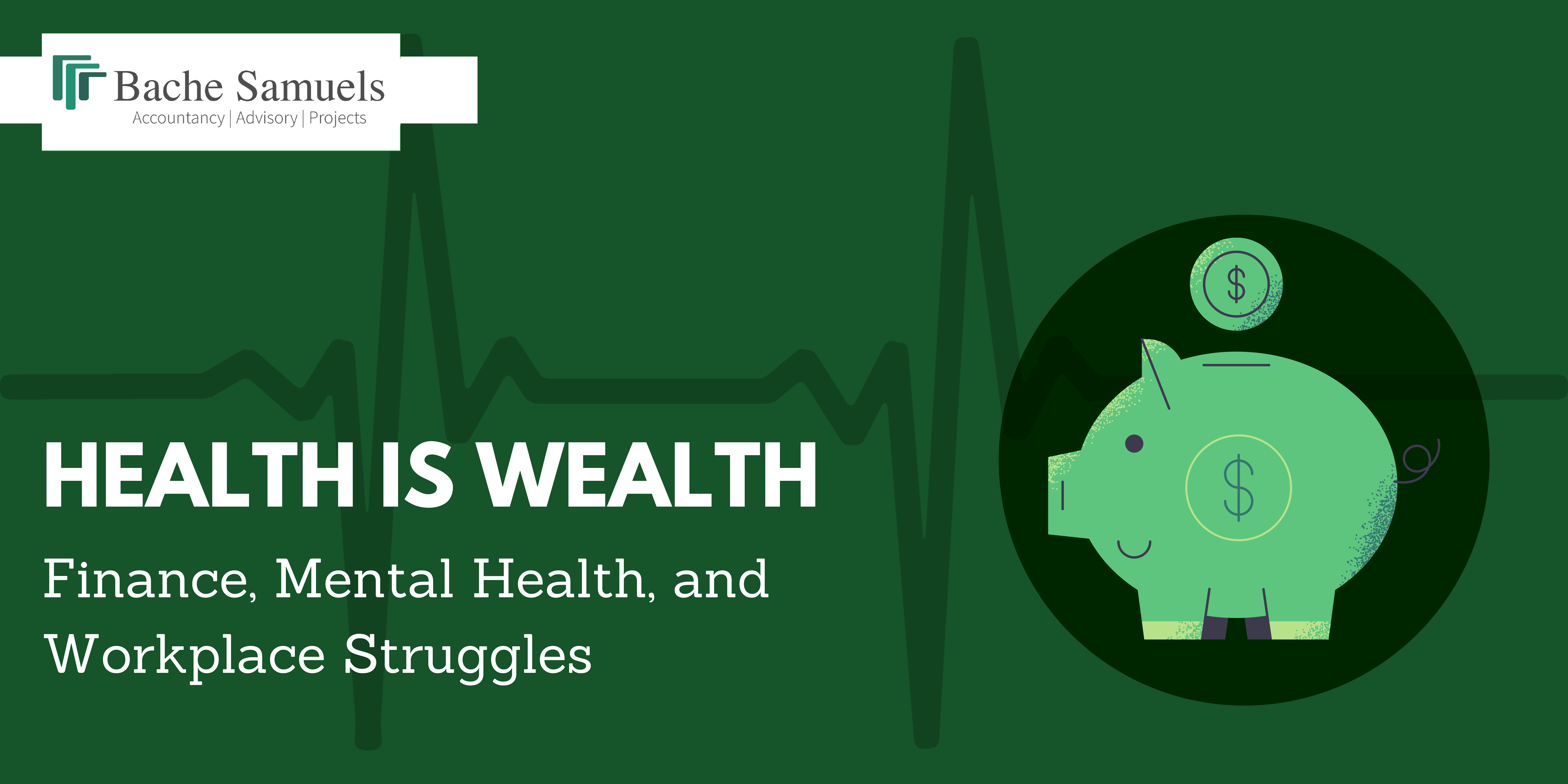 Health is Wealth: Finance, Mental Health, and Workplace Struggles