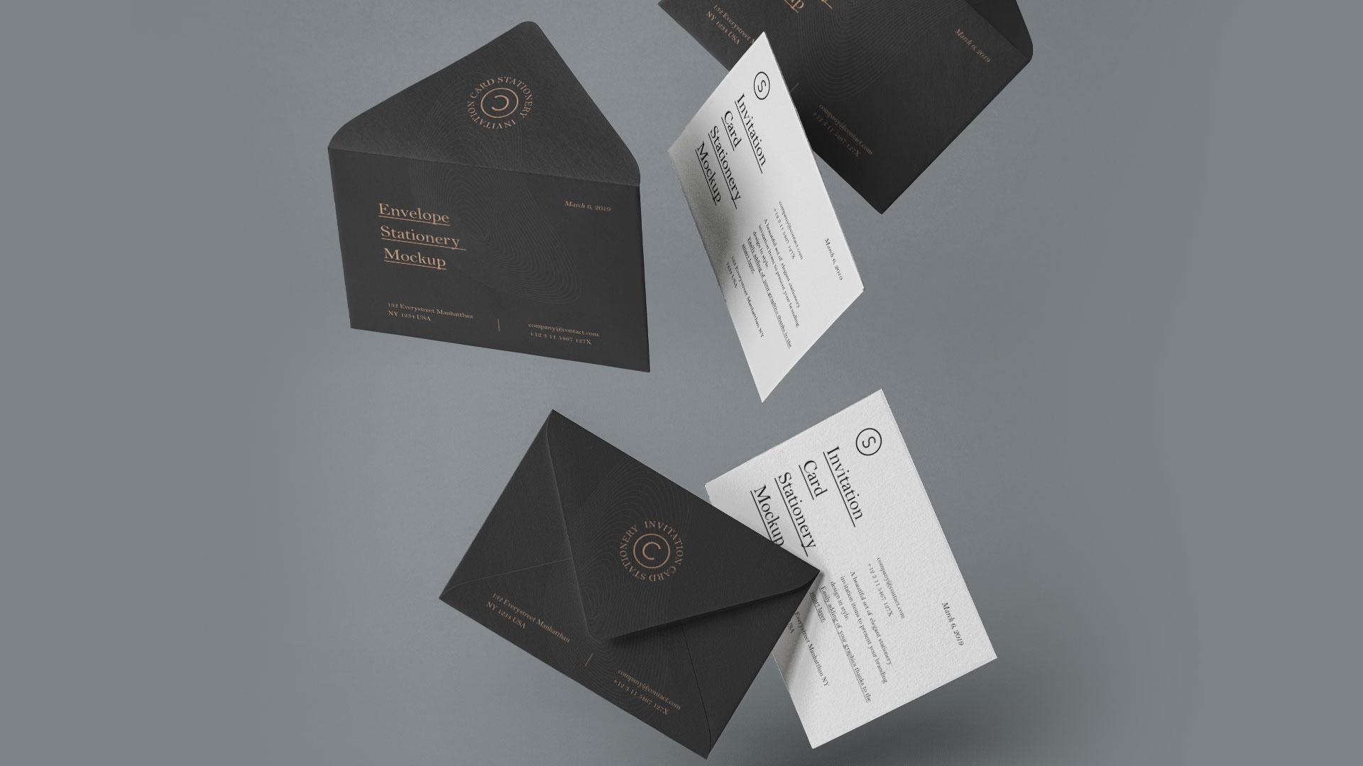 Kuvertdruck