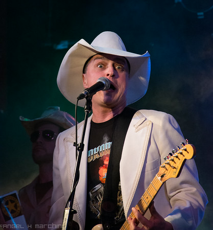White Cowbell Oklahoma - Lee's Palace - 14-12-2013